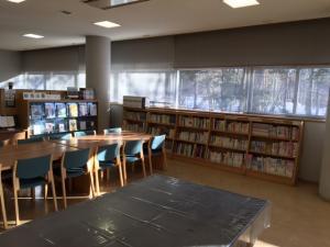 図書館 茅野 市