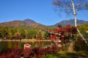 蓼科湖の画像